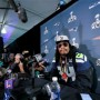 Marshawn Lynch: I'm Not About To Say Nothing