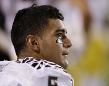 Marcus Mariota may not throw at NFL Combine