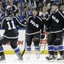 Bolts: Banged Up On The Blue Line