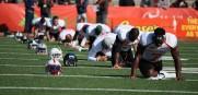 Senior Bowl North Practice