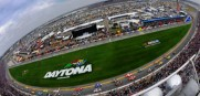 The Daytona International Speedway