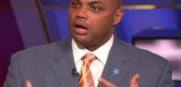 Charles Barkley always has something to say