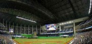 Marlins Park will host the All Star Game in 2017
