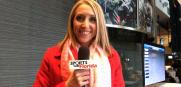 2015 NFL Combine Jenna Laine
