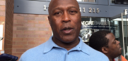 Bucs head coach Lovie Smith talks about Jameis Winston and Marcus Mariota at the NFL Combine. He also talks about Cowboys defensive coordinator Rod Marinelli
