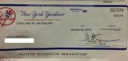 Yankees paycheck