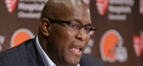Cleveland Browns GM Ray Farmer has been suspended four games by the NFL