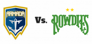 Armada vs. Rowdies