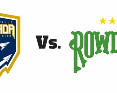 Armada vs. Rowdies