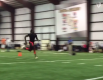 Breshad Perriman UCF Pro Day 40