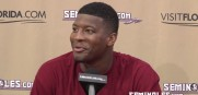 Jameis Winston Pro Day interview