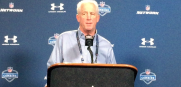 Bears head coach John Fox talks about Brandon Marshall