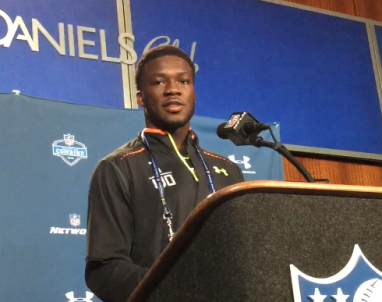 Nelson Agholor 2015 NFL Scouting Combine