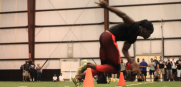 Breshad Perriman UCF Pro Day