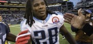 Chris Johnson is recovering from gunshot wounds after being involved in a fatal drive-by shooting in Orlando