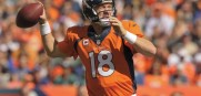 Peyton Manning returns to the Broncos