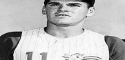 A very yong Pete Rose in 1961 as a member of the Tampa Tarpons