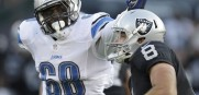 Lions DE George Johnson
