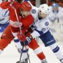 Lightning Drop Game Three Against Red Wings