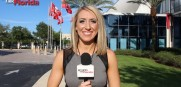 Jenna Laine Tampa Bay Buccaneers NFL Draft day update