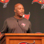 Bucs' Lovie Smith: Focus is on Going Forward, Adopting 'Championship Mentality'