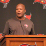 Lovie Smith Reacts to Jameis Winston's Attorney's Statement About 'NFL Readiness'
