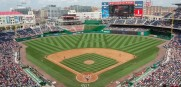 Nationals Park in Washington will host the 2018 All Star Game