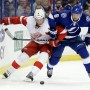 Lightning Fall To Red Wings, Down 3-2