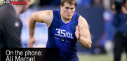 Bucs draft Hobart offensive guard Ali Marpet