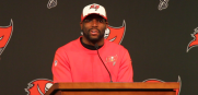 Bucs cornerback Alterraun Verner press conference