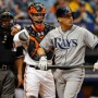 Questionable Decisions Cost Rays In Finale vs. Orioles