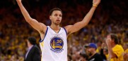 Steph Curry becomes the 31st MVP to make an NBA Finals after the 4-1 series win over Houston.