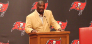Doug Williams Bucs Ring of Honor announcement press conference