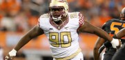 FSU Star defensive tackle Eddie Goldmen will be playing in Chicago next year