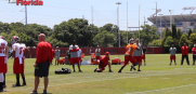 Jameis Winston Bucs rookie camp