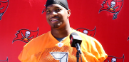 Jameis Winston Bucs rookie camp press conference