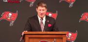 Bucs GM Jason Licht NFL Draft Press Conference
