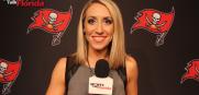 Bucs draft Jameis Winston Jenna Laine reporting