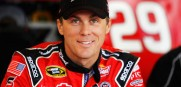 Kevin Harvick hopes to run around the rain this weekend at Kansas Motor Speedway