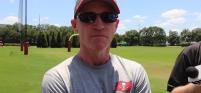 Special teams coordinator Kevin O'Dea discusses the Bucs kick returner job