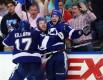 Nikita Kucherov scores the game winner in overtime for the Tampa Bay Lightning
