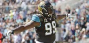 Jaguars DT Sen'Derrick Marks makes NFL Top 100