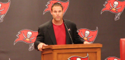 Mike Alstott Bucs Ring of Honor announcement