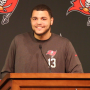 Bucs' Mike Evans Has High Hopes for Sophomore Season