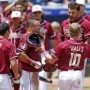 Seminoles Walk the Line in Walk-Off Win Over Mercer