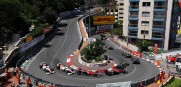 Sundays  Monaco Grand Prix is a real test of a driver with tight turns and  narrow streets the race is 78 laps - 260.286 km.