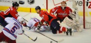 The Washington Caps defense has served them well in the playoffs