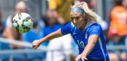Defender Julie Johnston came up big in the USA tie with Sweden on Friday night 0-
