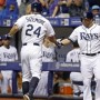 Rays Escape Perfect Game, But Not Loss In Series Opener