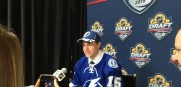 Lightning-NHL Draft 2015